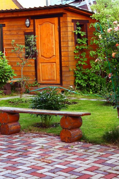 Back Yard Landscaping and Maintenance in Dallas TX