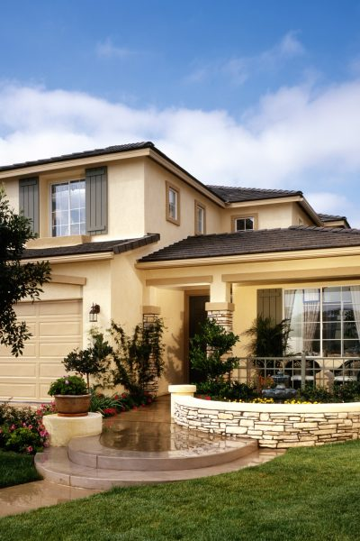 Front Yard Maintenance in Plano TX