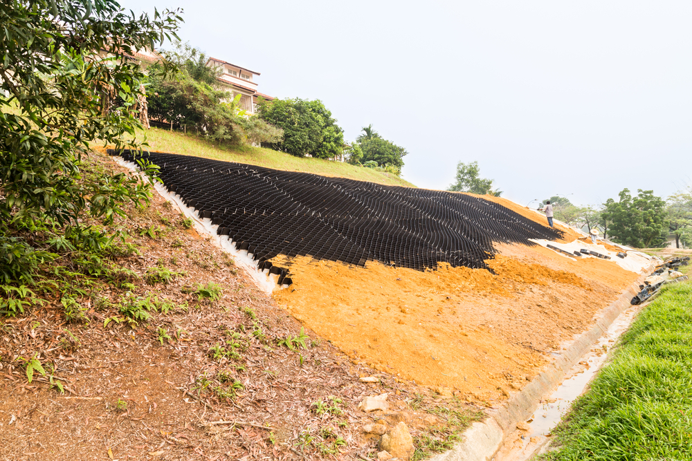 Erosion Control in Your Landscaping